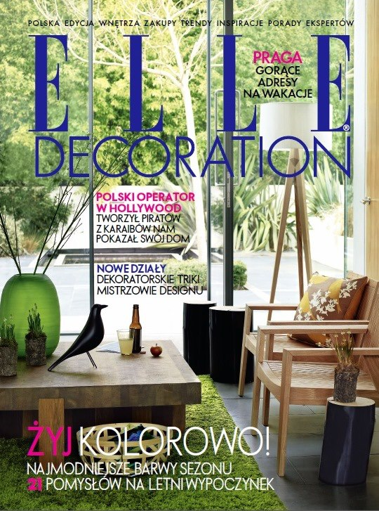 Elle Decoratiaon may-june 2013