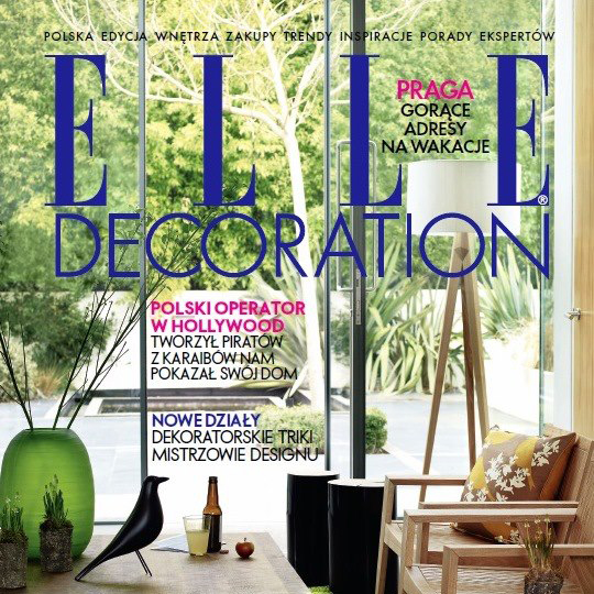 Elle Decoratiaon may 2013