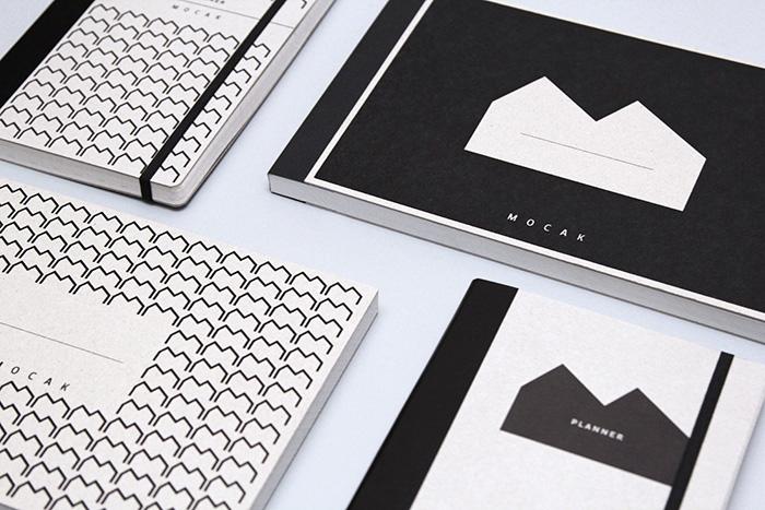 Paper Love MOCAK Sketchbook