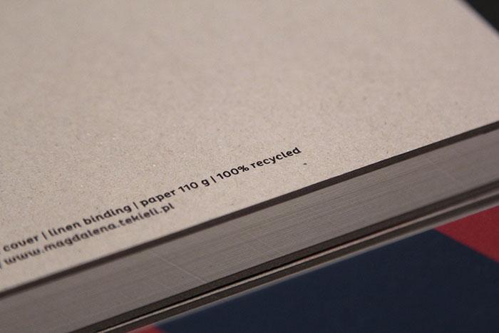 Paper Lover Eco Geometric