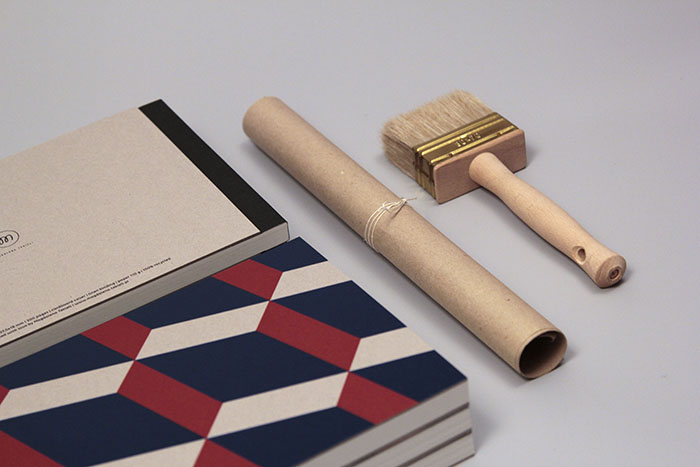 Paper Lover Eco Geometric