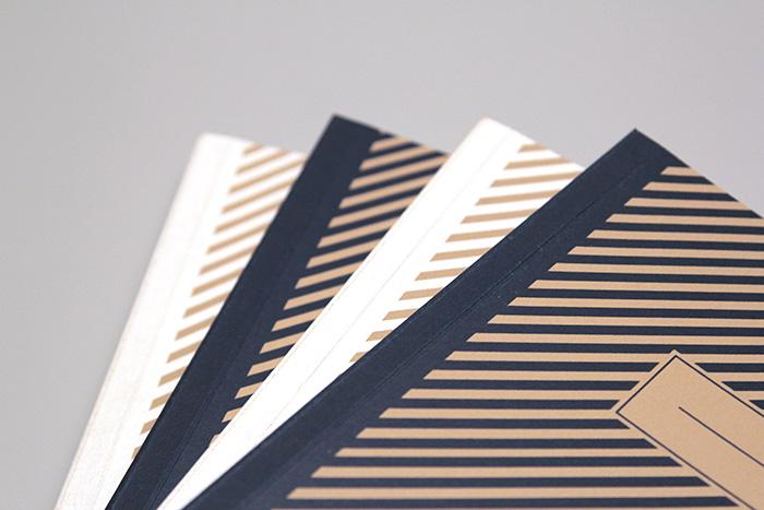 Paper Love Eco Blue /white&blue cover/