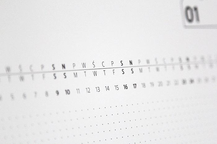 Paper Love MOCAK Calendar & Notebook