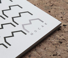 Paper Love MOCAK Calendar & Notebook
