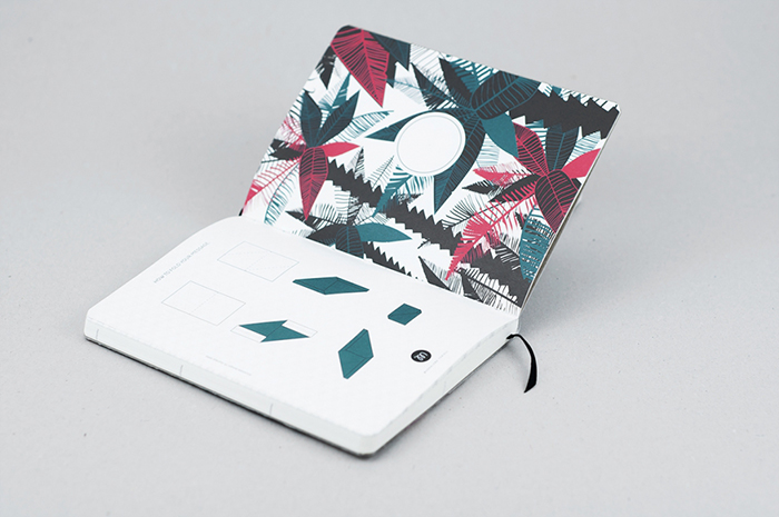 Paper Love JUNGLE Planner