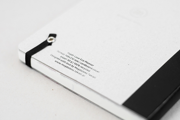 Paper Love MARBLE Planner