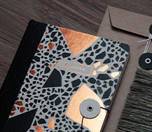 Paper Love Terrazzo Planner