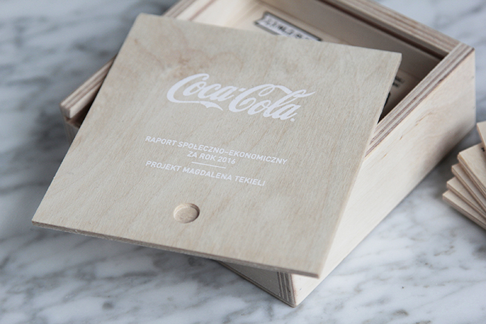 Memory Game for Coca-Cola