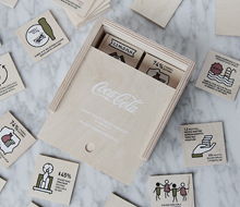 Memory Game for Coca-Cola
