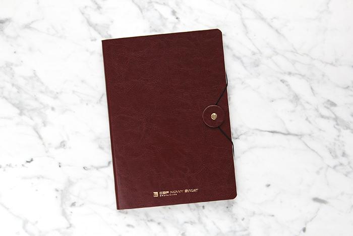 Notebook for CBF Nowy Świat