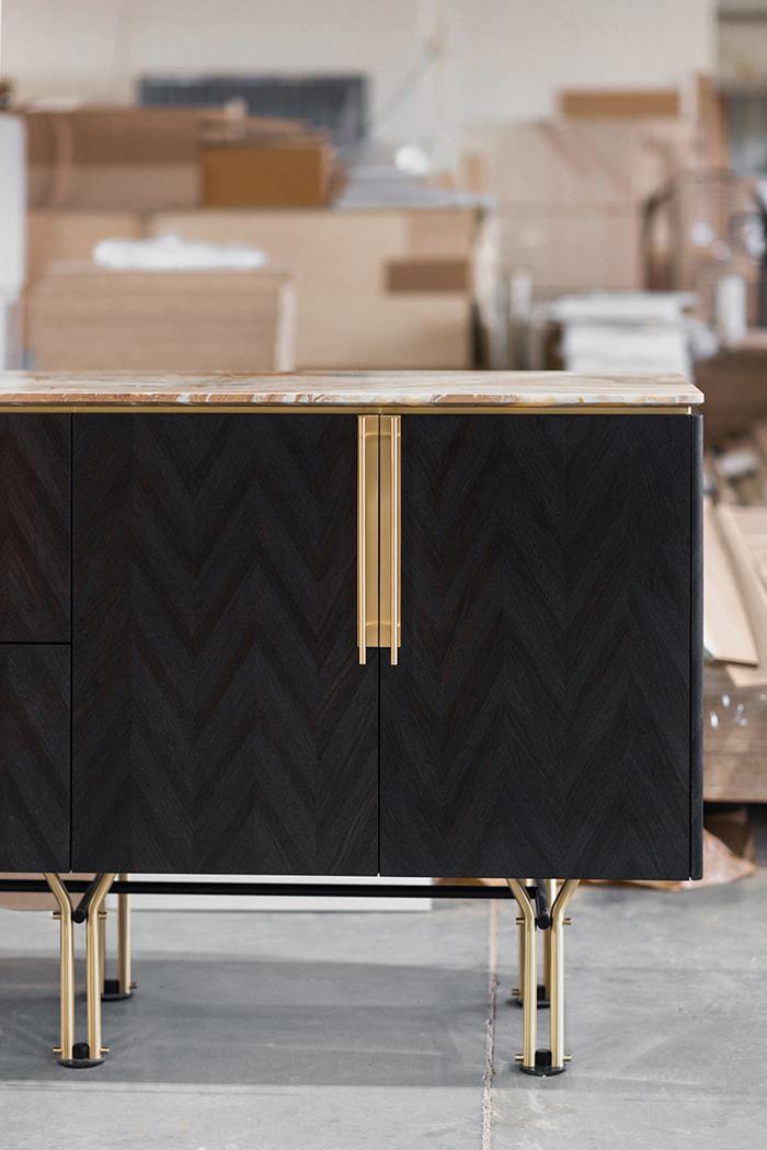 French Affair Furniture Casseteria