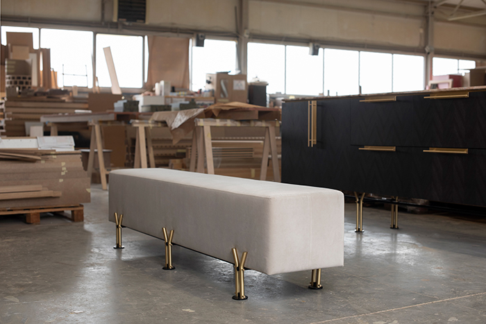 French Affair Furniture BENCH