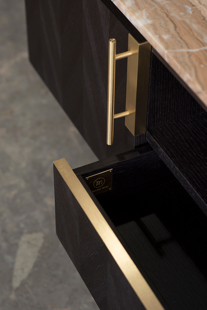 French Affair Furniture CABINET RTV